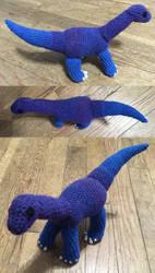 Crochet Sauropod