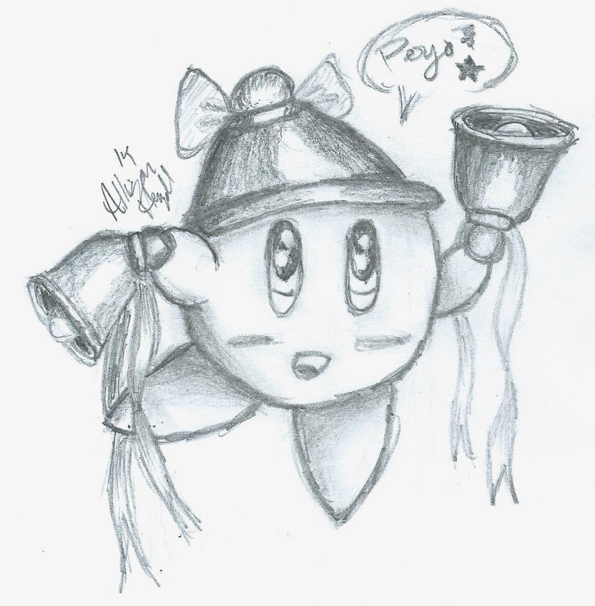 Bell Kirby by Metaknightgirl42