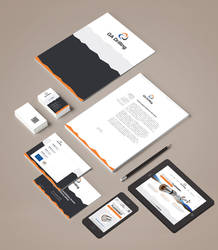 GA Drilling Corporate identity by jurajmolnar