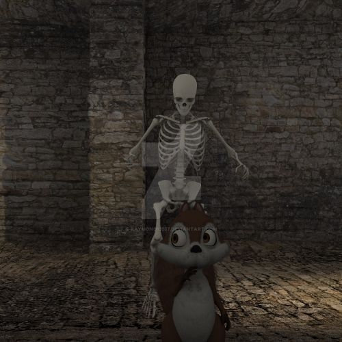 Spooky Scary Skeletons by Raymond13557