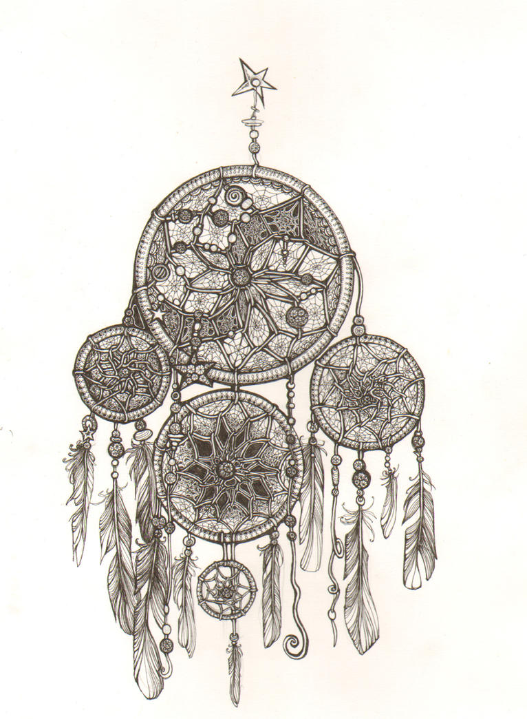 Dream Catcher By MukilteoCasualtie