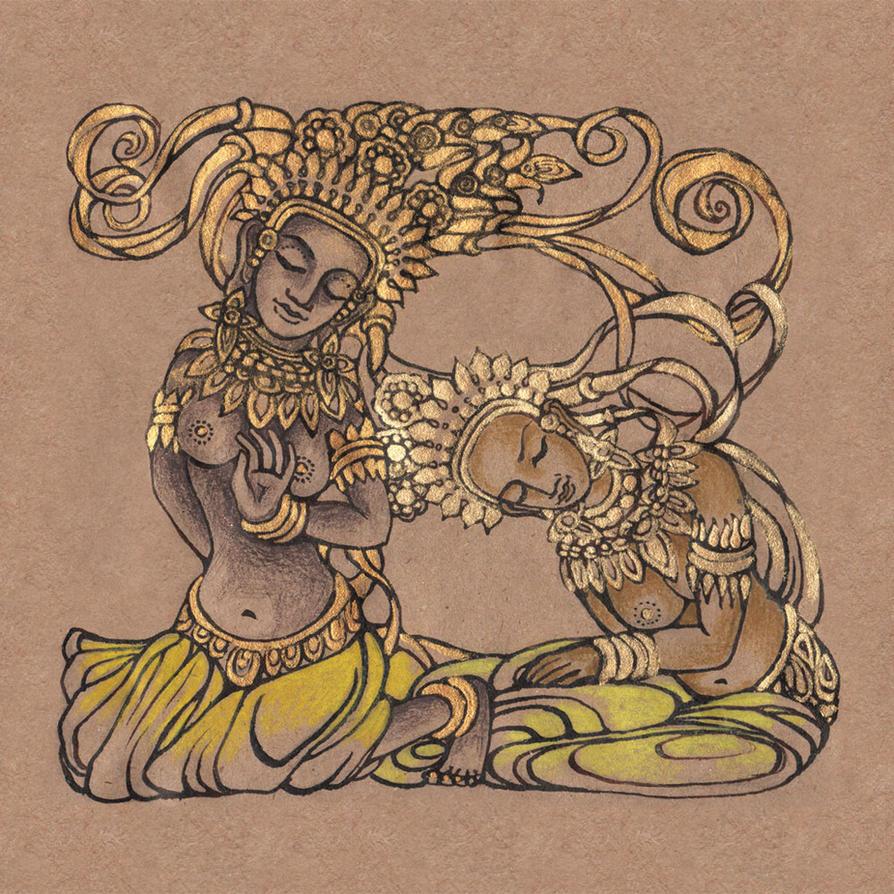 Yakshini by MukilteoCasualtie
