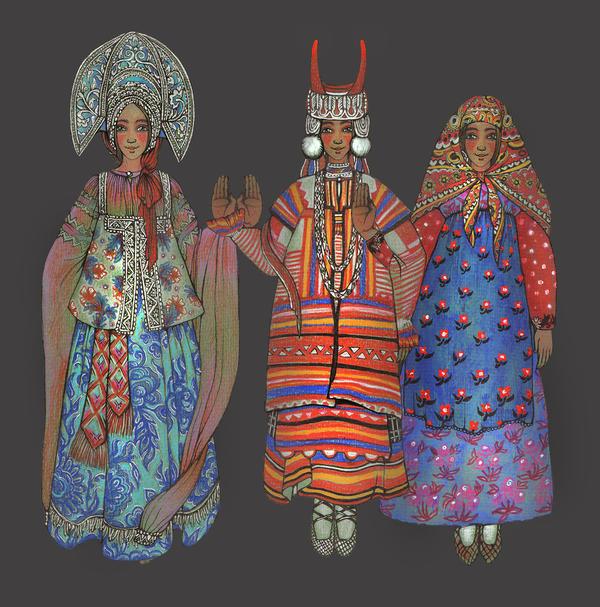 Vasilysa by MukilteoCasualtie