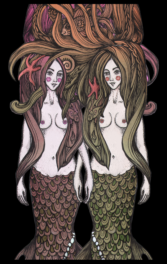 Mermaids by MukilteoCasualtie