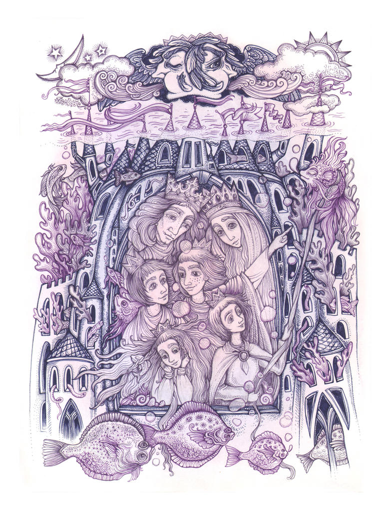 egle zalciu karaliene 3 by MukilteoCasualtie