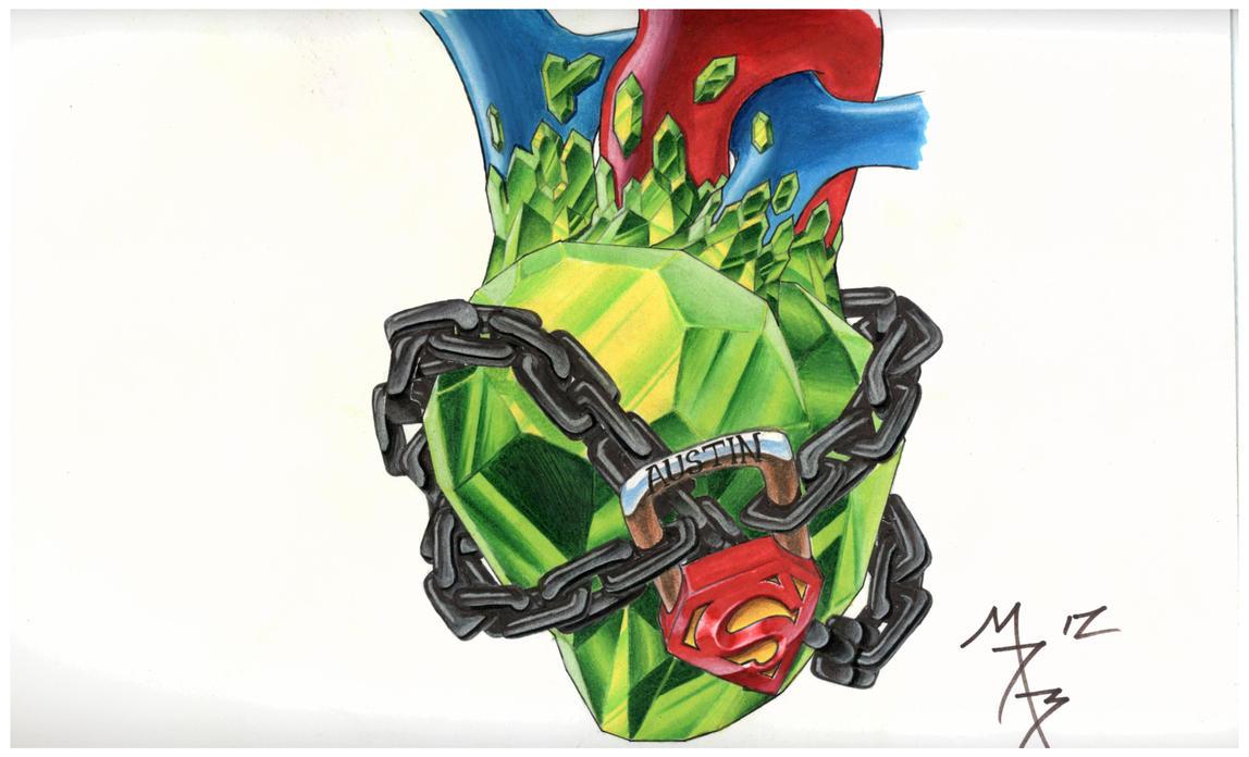 Image Gallery Kryptonite Tattoo