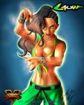 Street Fighter V: Laura