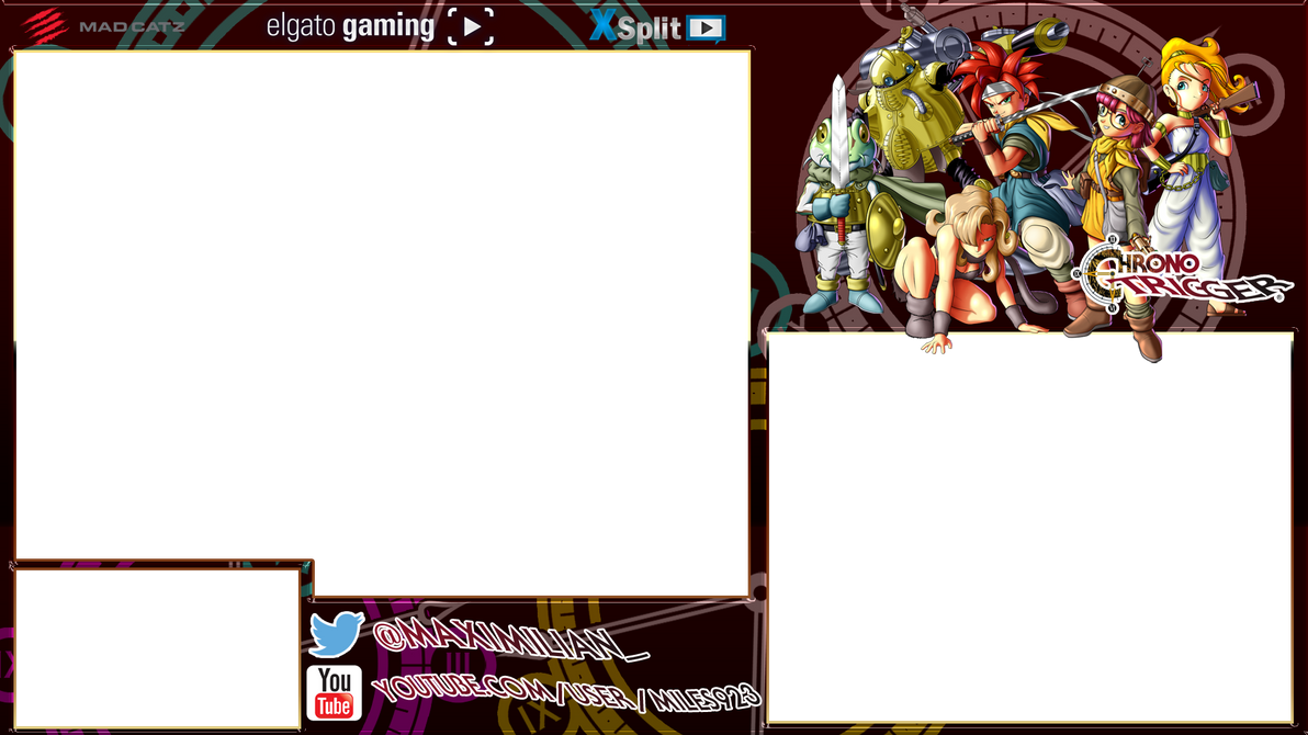 Chrono Trigger DS Overlay for Maximilan by Digi-Ink-by-Marquis on