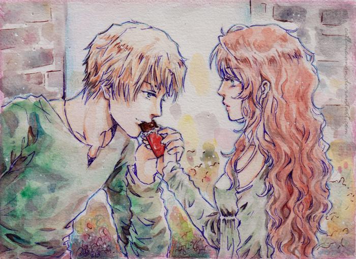 One Bite by rikurikuri
