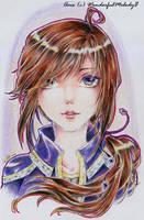 Commission - Ame by rikurikuri