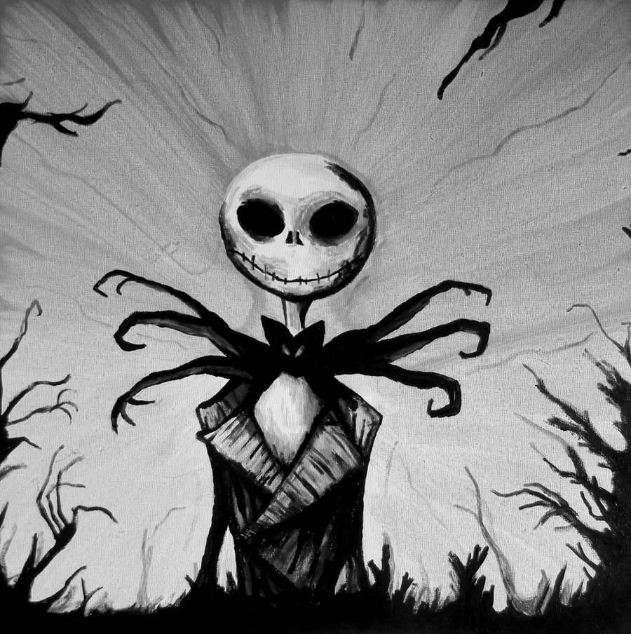 Jack skellington pumpkin stencil  Pinterest