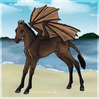 Verci X Kiana foal- B2 filly by PrimalInstincts