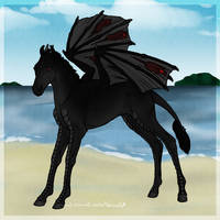 Verci X Kiana foal- B1 colt by PrimalInstincts