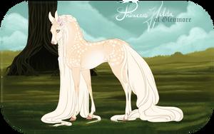 Princess Hildegarde| Doe | Princess by PrimalInstincts