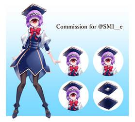 Commission for @SMI__e 4