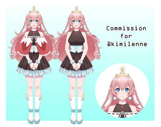 Commission for @/kimilenne
