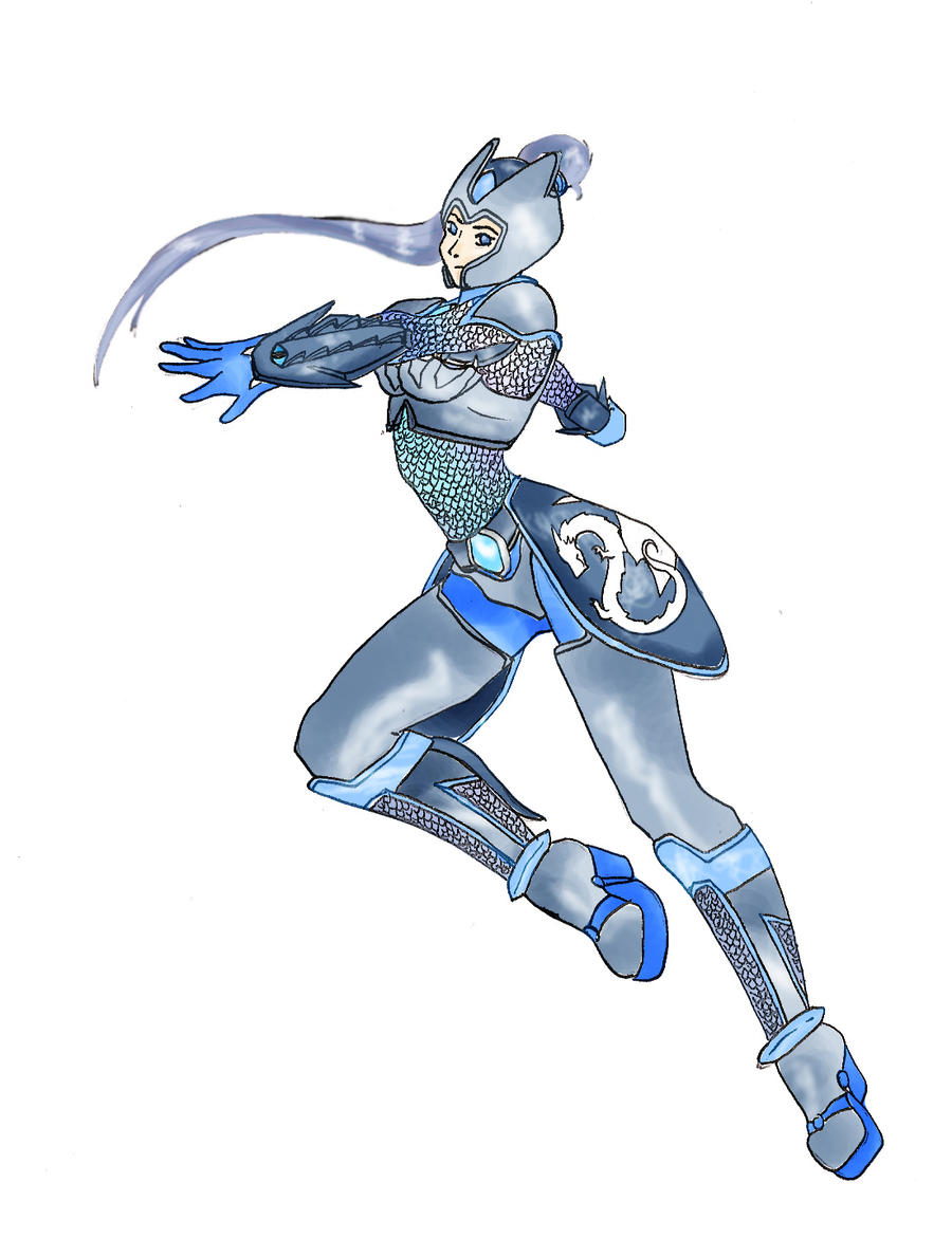 Ivy-sama's art Warrior_girl_by_arkivy-d4ay1kq