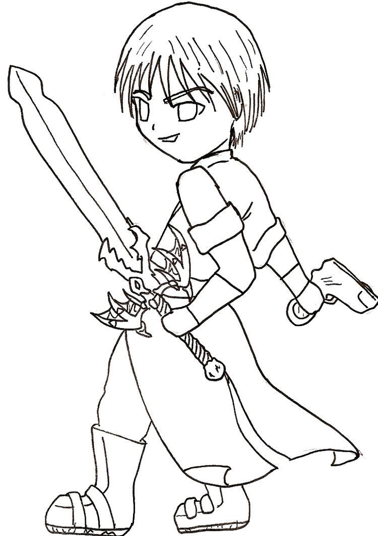 Ivy-sama's art Dante_by_arkivy-d4bdq4d