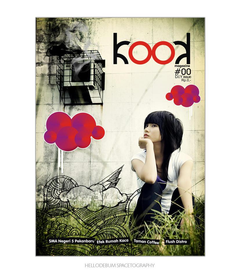 KOOK magazine by adegreden