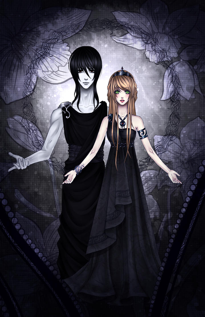 ... Hades and Persephone Picture, Character design: Hades and Persephone