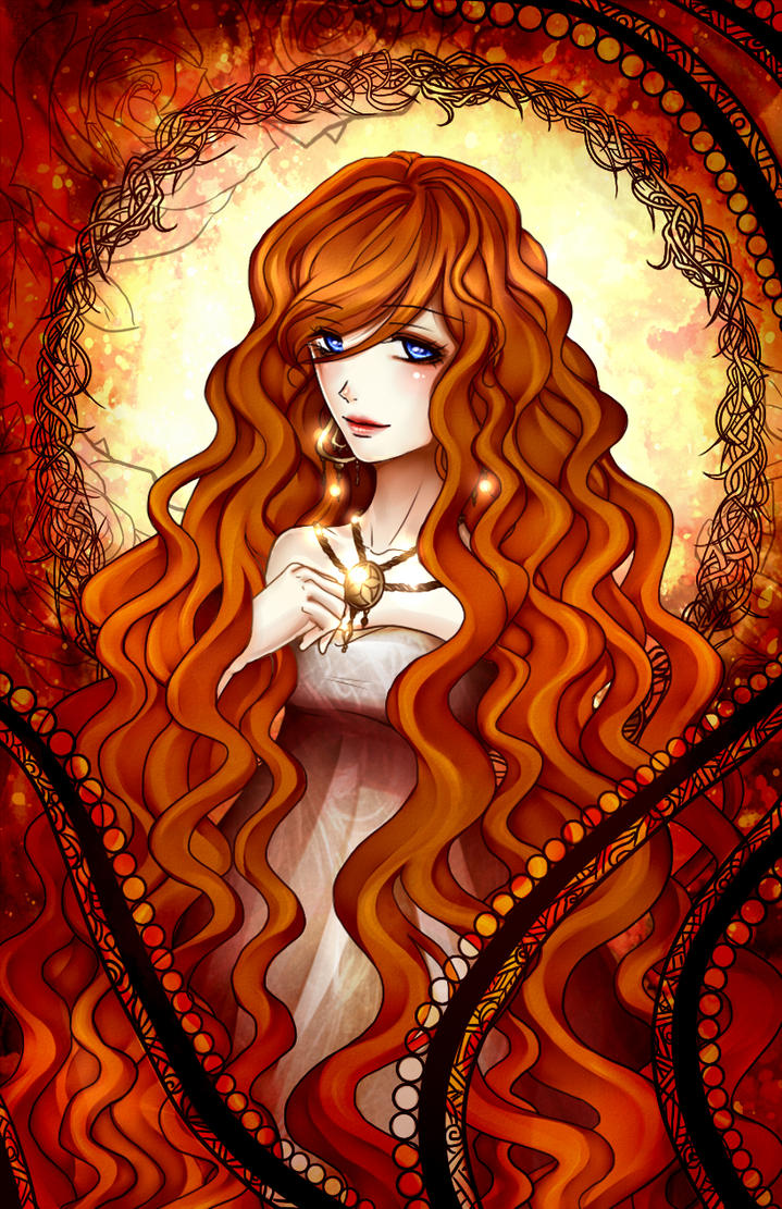 Character design: Aphrodite Picture, Character design ...