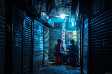 Seoul 63 by albertourra