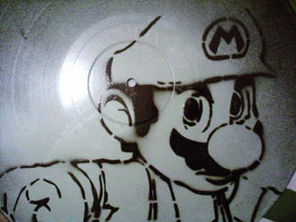 its a me close up by undercoverpunk13