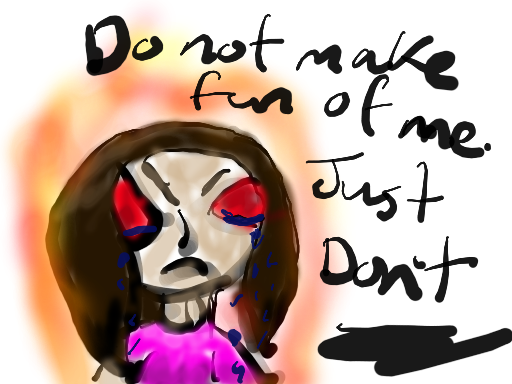 Don't make fun of me. by Quacksquared