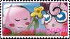 crap Kirby x Jigglypuff stamp by Quacksquared
