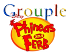 Phineas and Ferb Grouple by Quacksquared