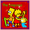 Simpson kids MSN icon by Quacksquared