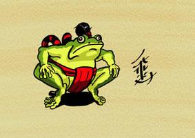 sumo froggo