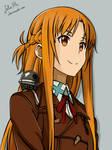 [Sword Art Online] Asuna