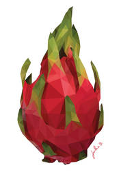 Dragon fruit by Julie7770