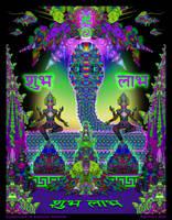 Guardians of Eminent Wisdom by Kaliptus