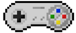 Super Nintendo Entertainment System Controller by Shaddow24