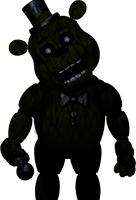 Phantom Toy Freddy by Shaddow24