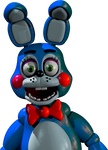 Toy Bonnie Without Fnaf 2 Lighting