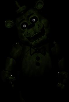 Phantom Toy Freddy (Remake)