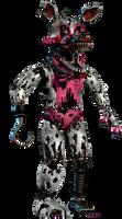 Nightmare Funtime Foxy