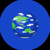 Earth - Adobe Illustrator (HD)