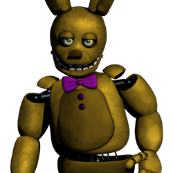 Spring Bonnie Part 1 (Commission)