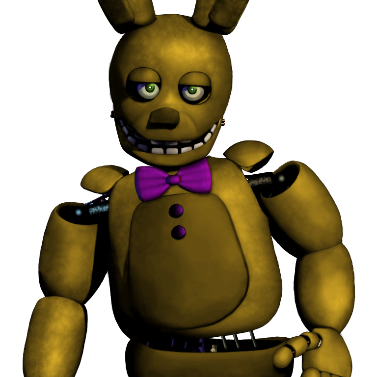 Spring Bonnie Part 1 (Commission) By Shaddow24 On DeviantArt
