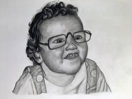 Self-Portrait by Miltage