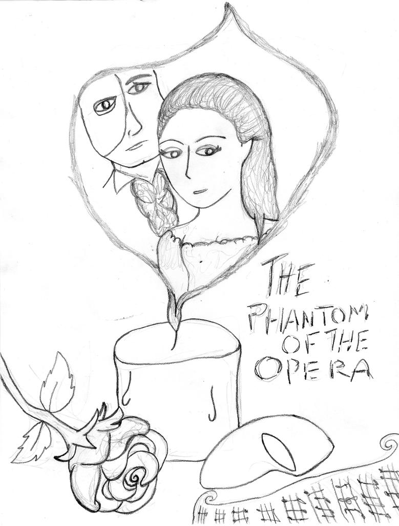 opera coloring pages - photo#6