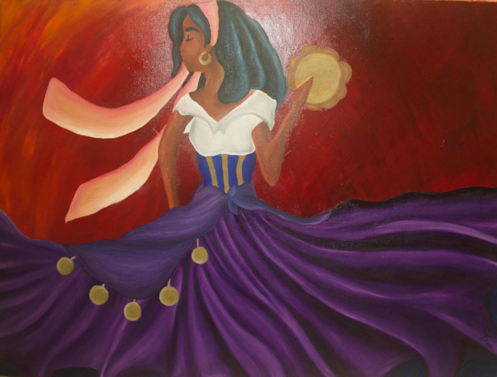 Esmeralda by jay3jay