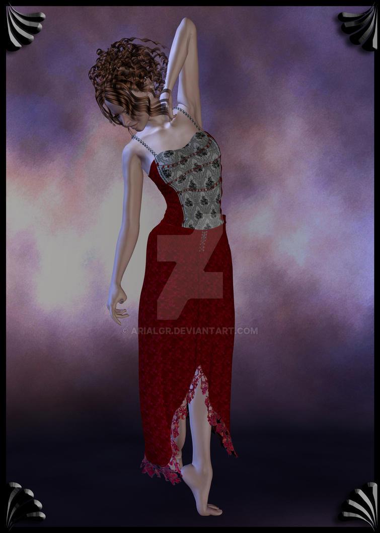Moonlight Dance by Arialgr