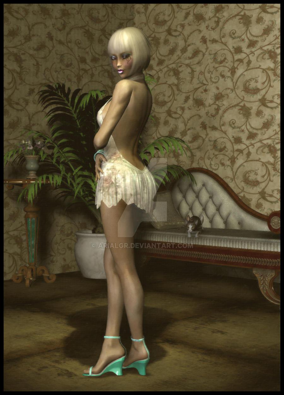 Kyleena Flirt by Arialgr