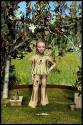 Spring Gardener by Arialgr