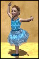 Tiny Ballerina by Arialgr
